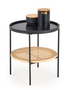 okragly-stolik-kawowy-rodus-rattanowy-czarny