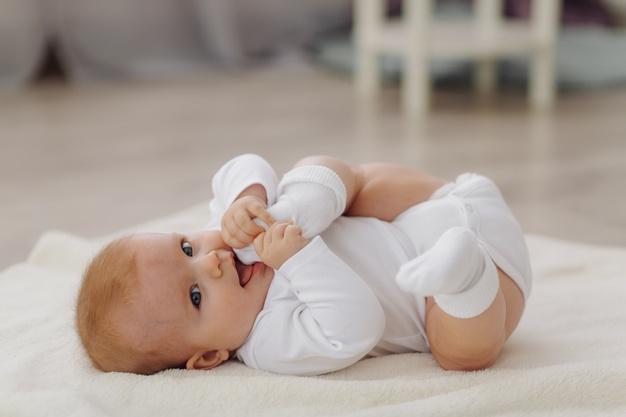 male dziecko