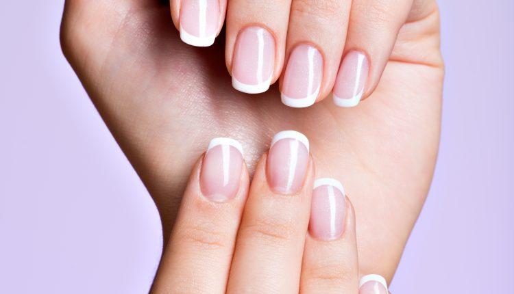 kobiece paznokcie